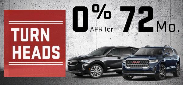 Buick & GMC New Sales Specials
