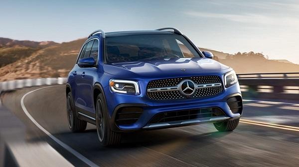 2021 Mercedes-Benz GLB SUV