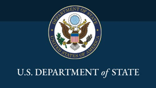 U.S Department of State seal