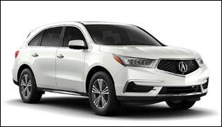 Amazing Offer: New 2020 Acura MDX, RDX, TLX and ILX