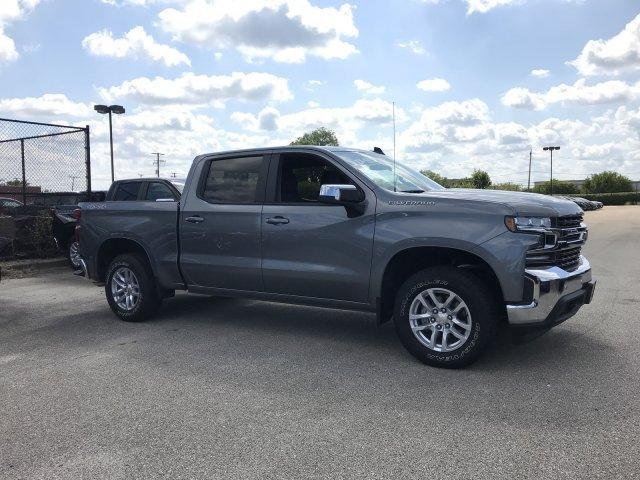 Featured New Vehicle: 2019 Chevrolet Silverado 1500 Crew Cab
