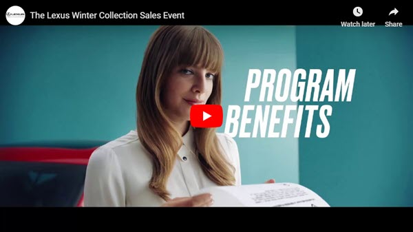 You had me at Benefits Program