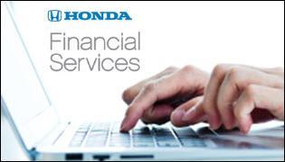 Honda Finance - Here to Help