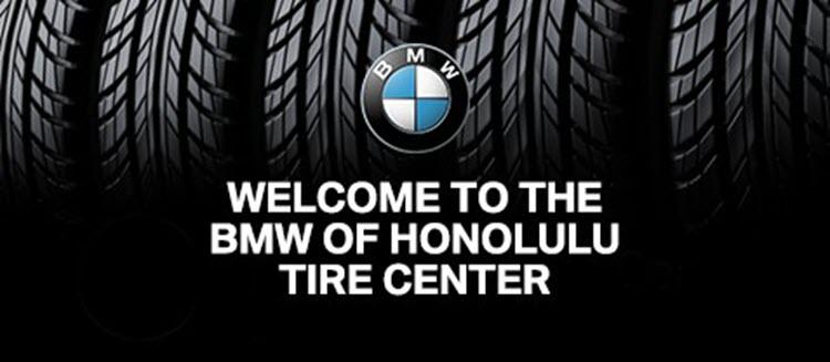 BMW of Honolulu Tire Center