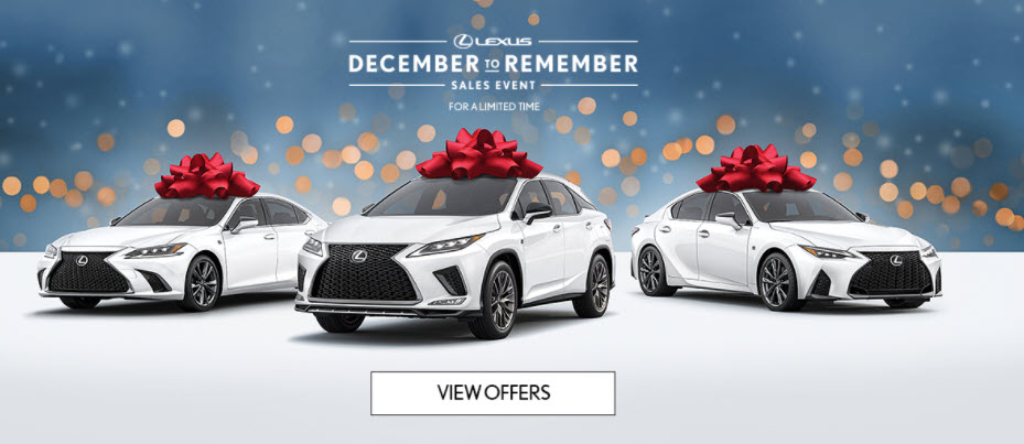 Lexus December To Remeber