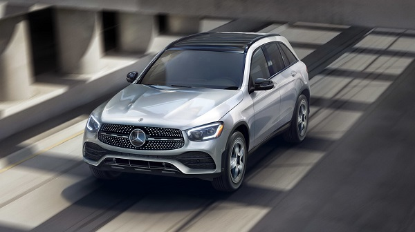 2020 Mercedes-Benz GLC SUV