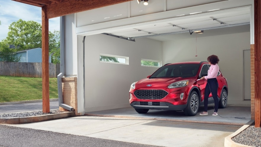 All-new Ford Escape Plug-In Hybrid