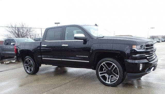 Featured New Vehicle - 2018 Chevrolet Silverado 1500