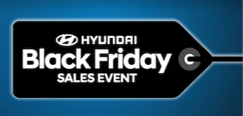 Hyundai Black Friday Sales Event