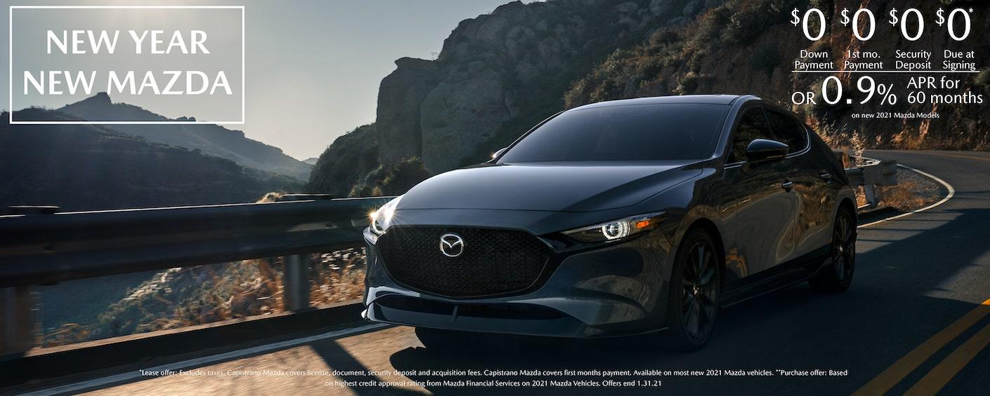 New Year, New Mazda