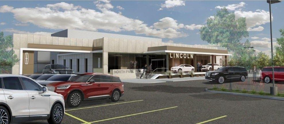 Lincoln Dominion Groundbreaking