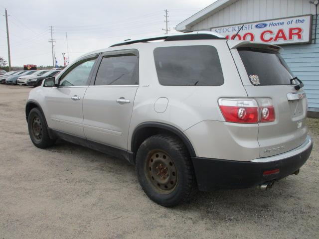 2007 GMC Acadia SLT2