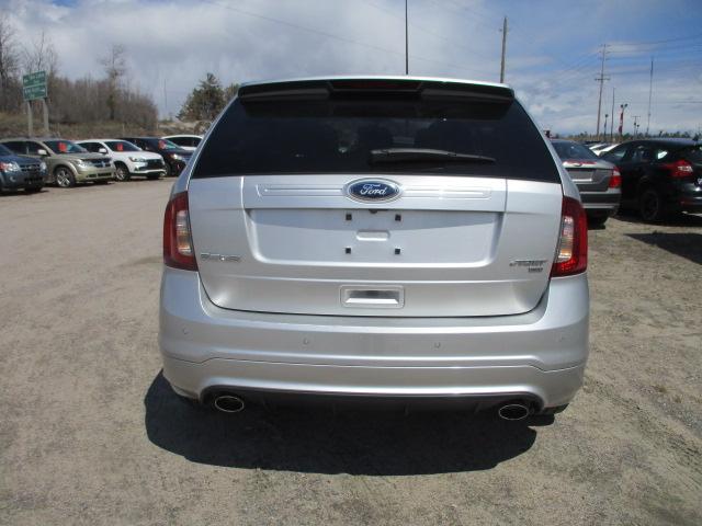 2011 Ford Edge Sport