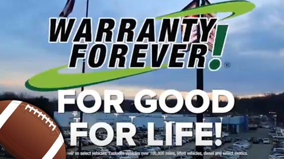 Warranty Forever