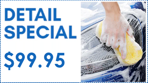 Detail Special - $99.95