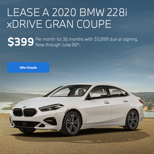 BMW Lease June 2020