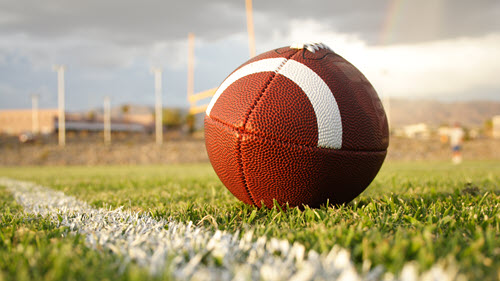 Football and Field Goal