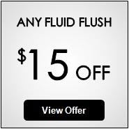 Fluid Flush Discount