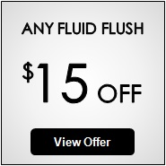 Fluid Flush Discount