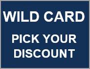 Coupon - Wild Card