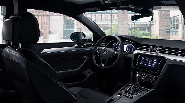 2020 Volkswagen Arteon Interior