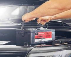Select Battery Rebate