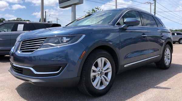 Certified Pre-Owned 2018 Lincoln MKX Premiere SUV