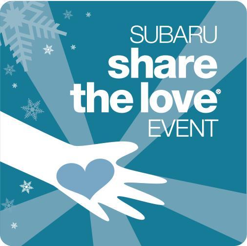 2019 Subaru Share the Love