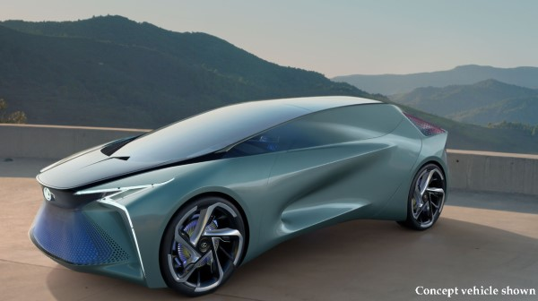 Lexus EV Design