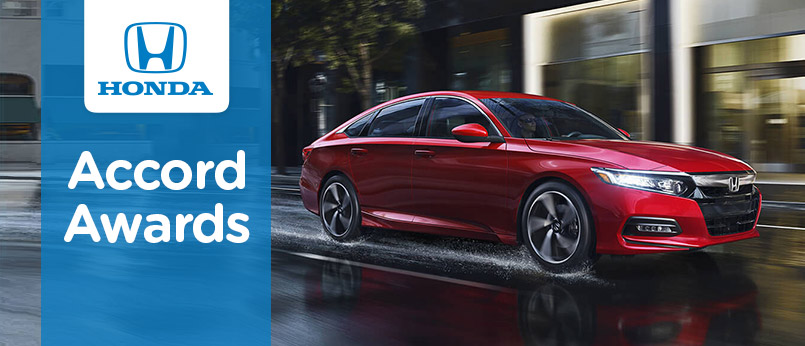 Honda Accord Awards | Vallejo, CA