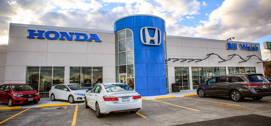Bill Walsh Honda in Ottawa, IL