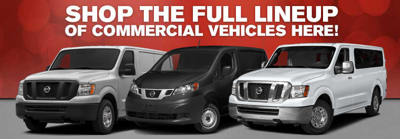 Nissan of Clinton - Commercial Vehicles.png