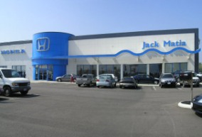 New Sales Department Jack Matia Honda
