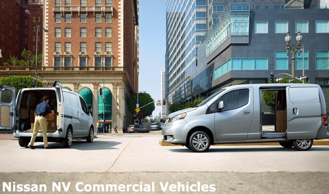 Nissan NV Commercial Vehicles