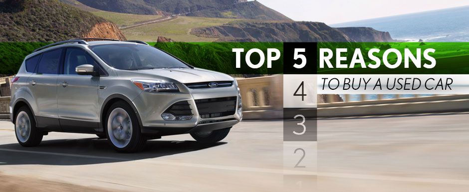 Top 5 Reasons to Buy a Used Car - Grand Rapids