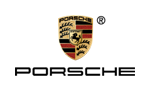 Porsche-black-on-white