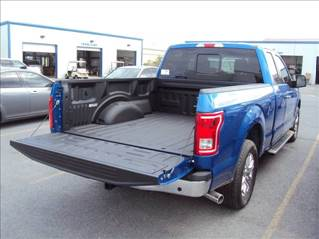 Rhino Liners - Tipton Auto Group - Brownsville, TX