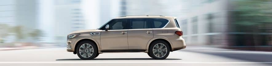2021 INFINITI QX80 in Toronto, ON