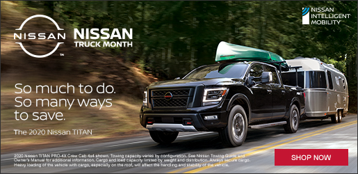 Nissan Truck Month | Quad Cities, IA