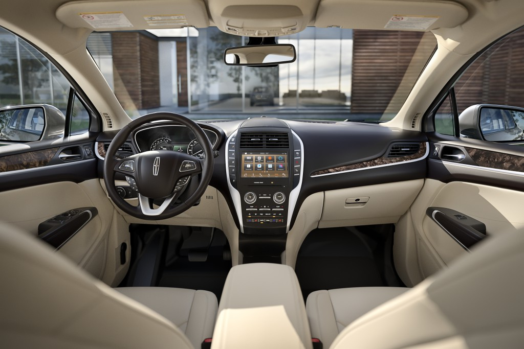 2019 Lincoln MKC Interior - Toronto, ON
