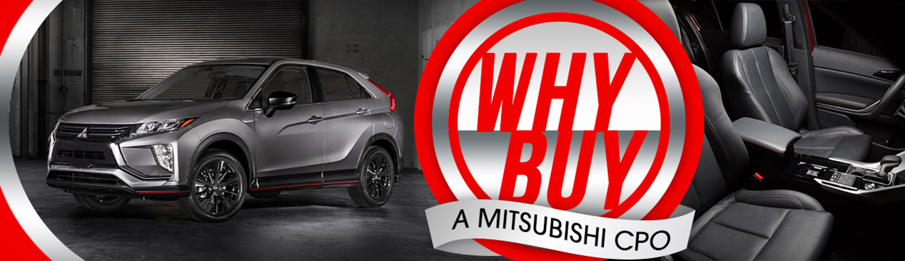 Why Buy A CPO Mitsubishi? | St. Cloud, MN