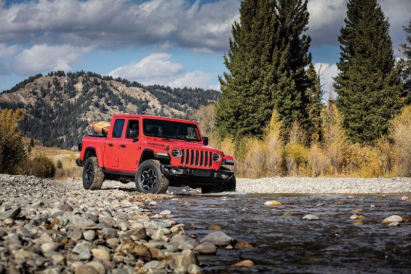 Jeep Gladiator Off-Road Capabilities | Chilliwack BC
