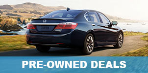 Pre-Owned Deals