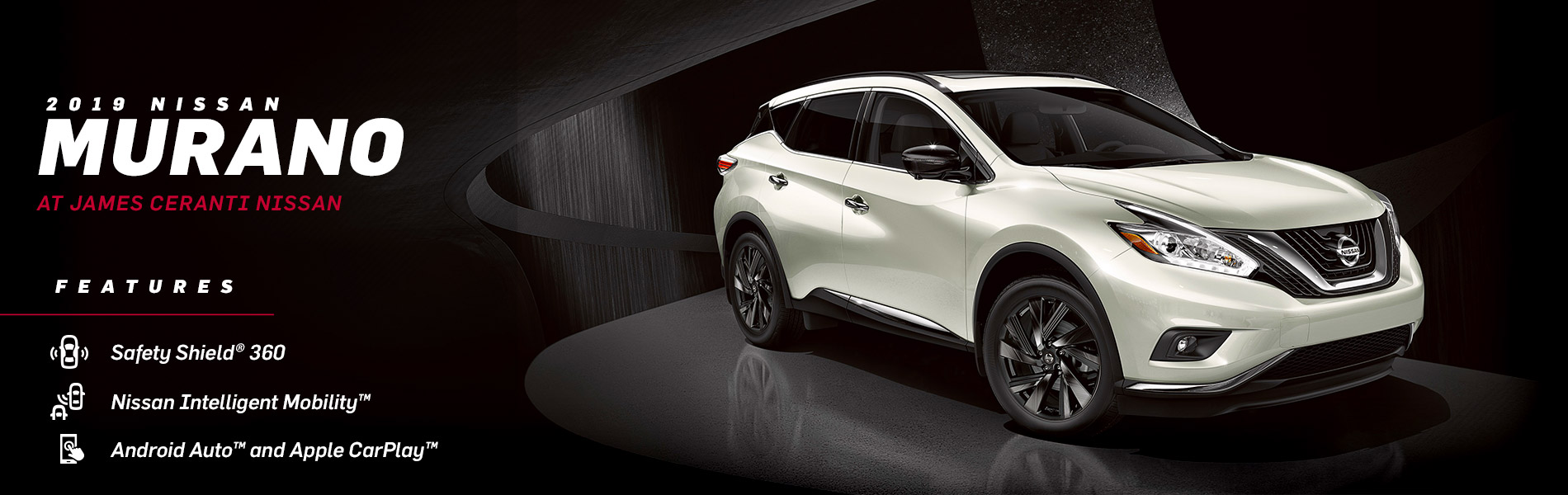 2019 Nissan Murano | James Ceranti Nissan | Greenville, MS