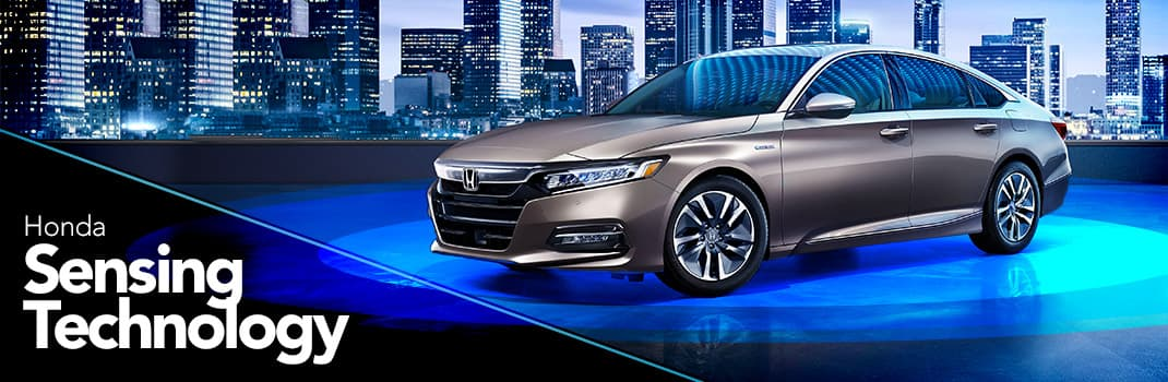 Honda Sensing Technology | Homosassa, FL