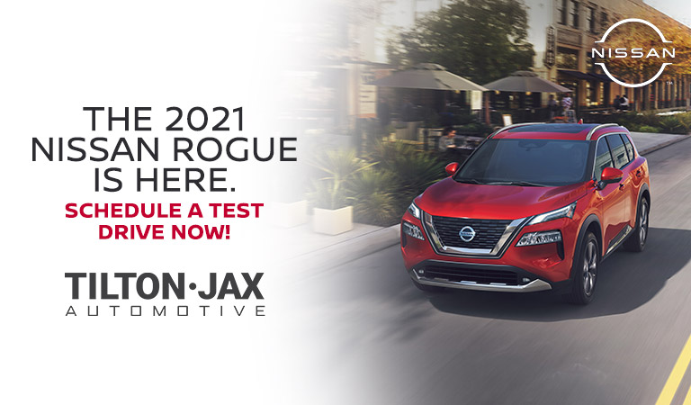 2021 Nissan Rogue | Quad Cities, IA