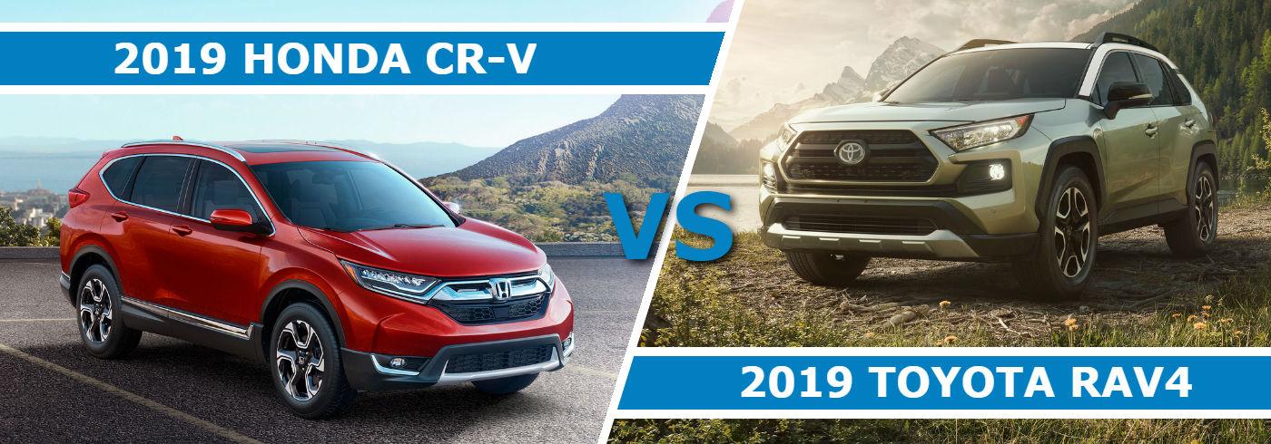 Toyota Fayetteville Nc >> 2019 Cr V Vs 2019 Rav4 Bryan Honda Fayetteville Nc