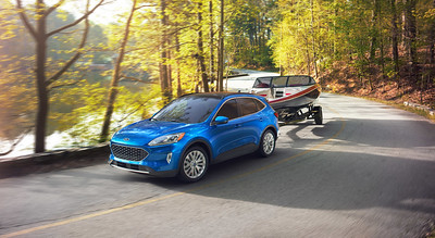 2020 Ford Escape | AM Ford | Trail, BC