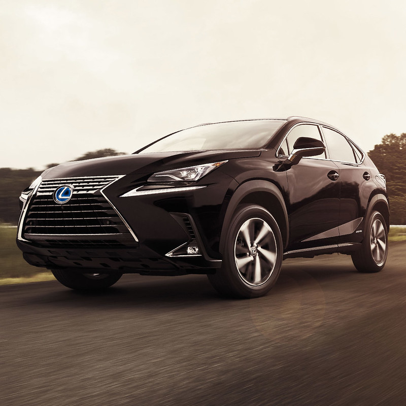 2020 Lexus NX Luxury Features | Toronto, ON