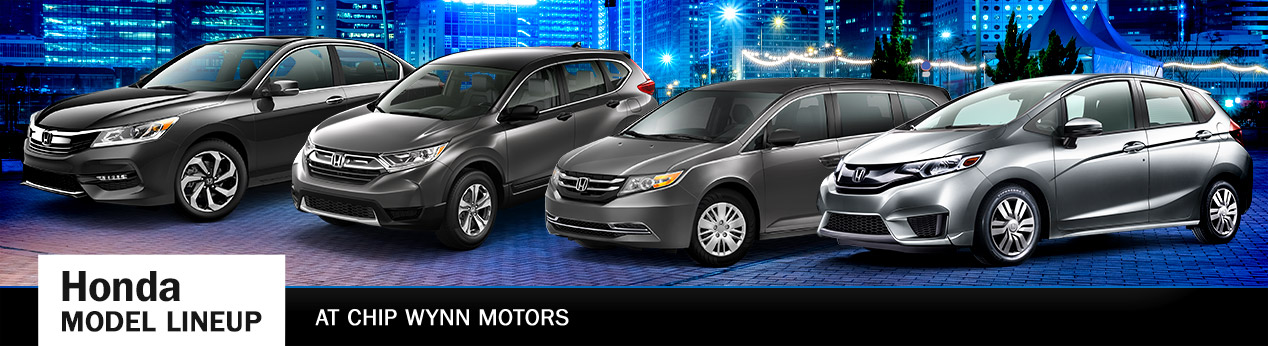 Used Honda Model Lineup | Chip Wynn Motors | Paducah, KY
